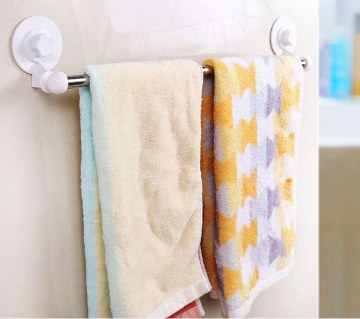 Bathroom Wall Folding Corner Towel Rack