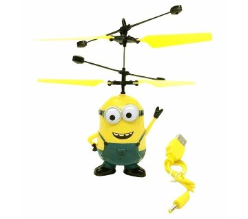 Flying Minion Toy for kids