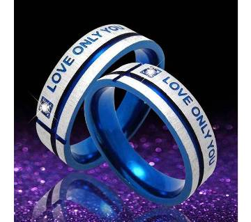 Love Only You Couple Finger Ring