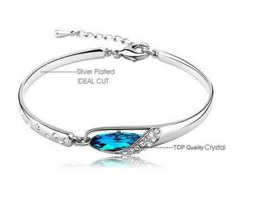 Sterling Silver Crystal Bracelet বাংলাদেশ - 6113851
