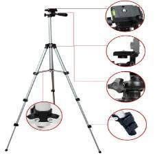 Aluminum Tripod Camera and Mobile Stand