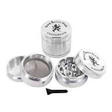 4-parts Herbal Tobacco Grinder Metal