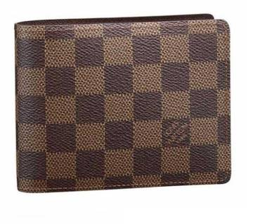 Multicolour Leather Wallet For Men