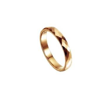 Rose Gold Plated Finger Ring for woman