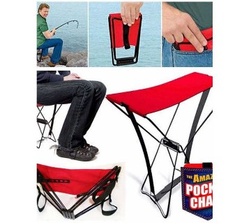 Portable Pocket Chair
