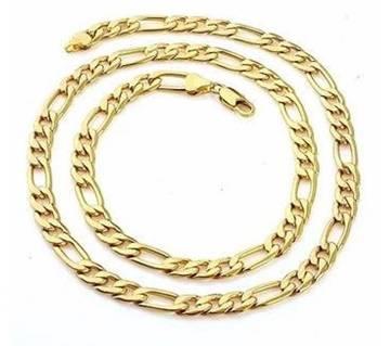 18k Gold Plated Men Chain for men