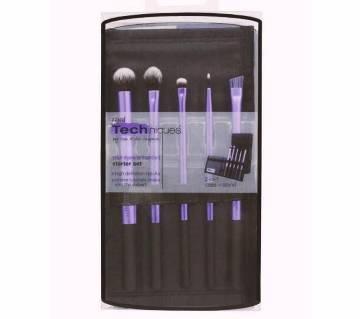 5 in 1 Make Up Brush Set