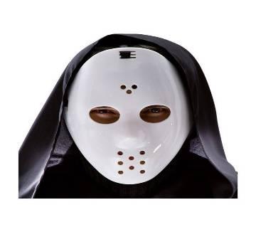 Hockey White Jason Killer Halloween Mask