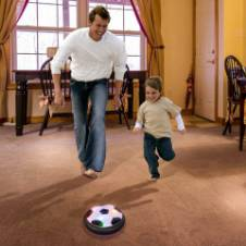 Indoor-Outdoor LED Hover Football