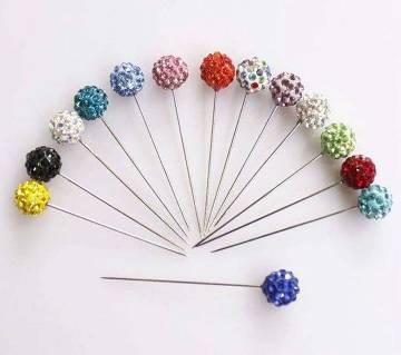 Colorful Hijab pin For Women -30pic