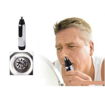 2 in 1 Nose And Ear Hair Trimmer