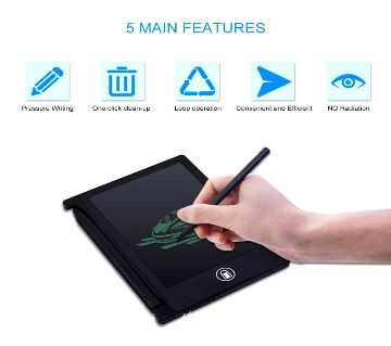 4.4 Inch E- Writing & Drawing Board For Kids