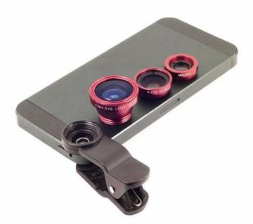 3 in 1 Mobile Clip Lens