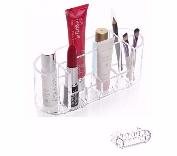 Oval Shape cosmetics holder