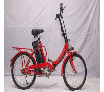 Green Tiger E-Bicycle