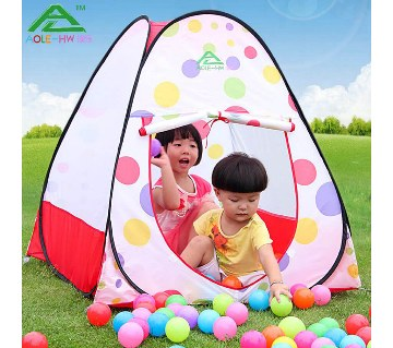 Babies Tent House with 50 Balls