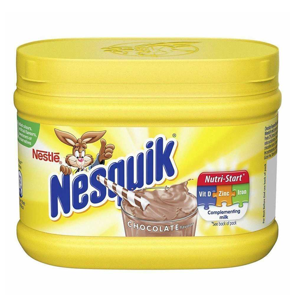 Nestle Nesquik Chocolate Powder 300 gm