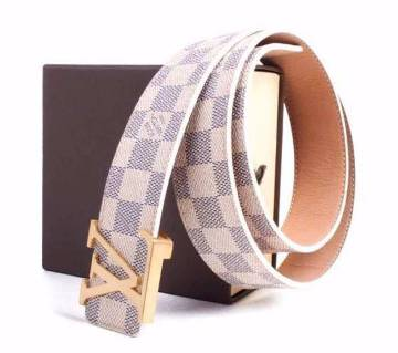 Louis Vuitton Damier Ebene বেল্ট (কপি)