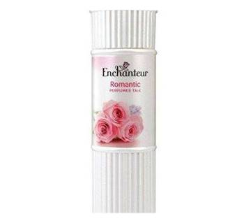 Enchanteur Romantic Perfumed Talc Powder - 125g
