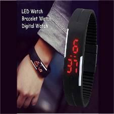 স্পোর্টস ডিজিটাল LED ওয়াচ ফর মেন