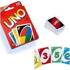 UNO Card game - Multicolor