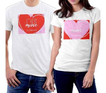 VALENTINE LOVELY COUPLE T-SHIRT