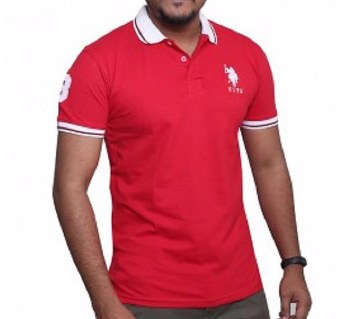 US POLO menz cotton polo shirt (Copy)