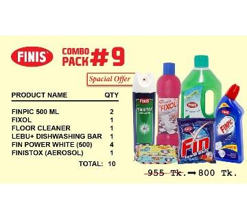Finis কম্বো প্যাক (09)