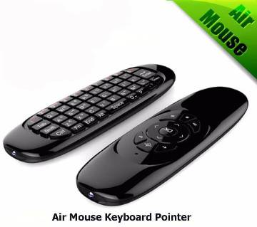 Air Mouse Keyboard Pointer