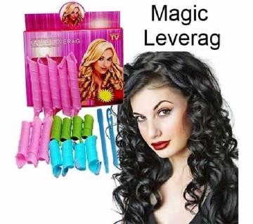 Magic Leverag Hair Curler