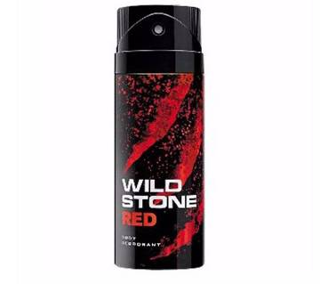 Wild Stone Body Spray for Men - Red