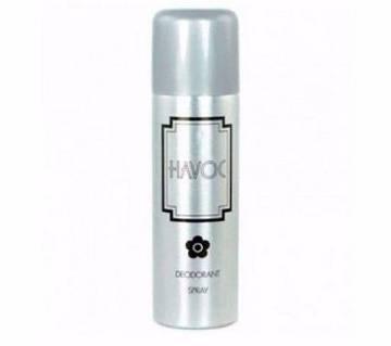 Havoc Silver Body Spray for WoMen
