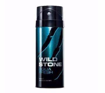 Wild Stone Body Spray for Men - Aqua Fresh