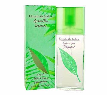 ELIZABETH ARDEN Green Tea Tropical Perfume for Women