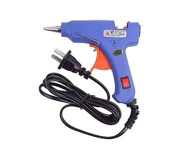 Electric Glue Gun Hot Melt - Blue