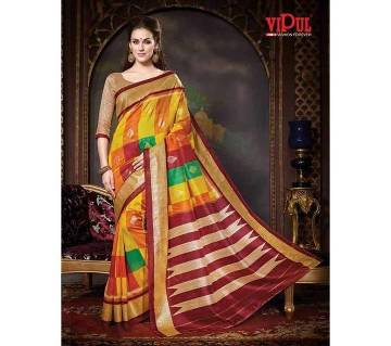 Vipul Indian Silk Saree for Women SS32