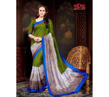 Vipul Indian Silk Saree for Women SS31