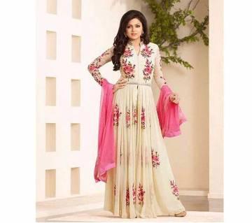 Semistitched Indian Georgette Suit copy