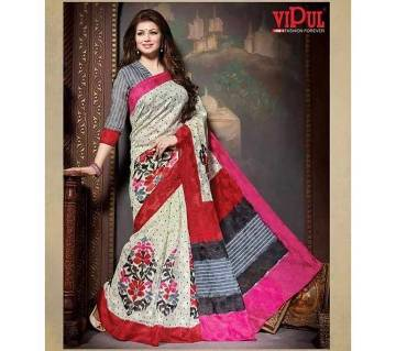 Vipul Indian Silk Saree for Women SS30