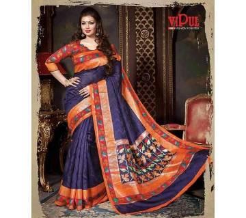 Vipul Indian Silk Saree for Women SS29