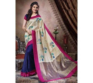 Vipul Indian Silk Saree for Women SS37