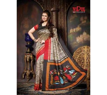 Vipul Indian Silk Saree for Women SS23