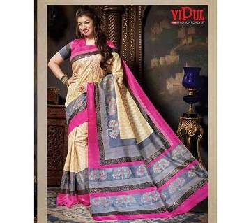 Vipul Indian Silk Saree for Women SS21