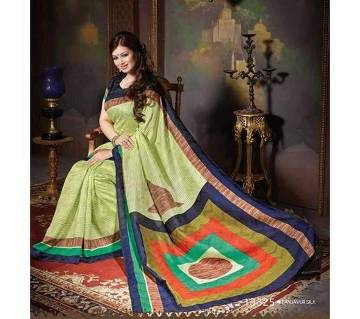 Vipul Indian Silk Saree for Women SS16