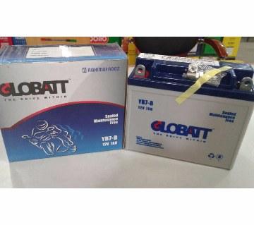 Globatt YB7B মটরসাইকেল ব্যাটারি (9 AH)