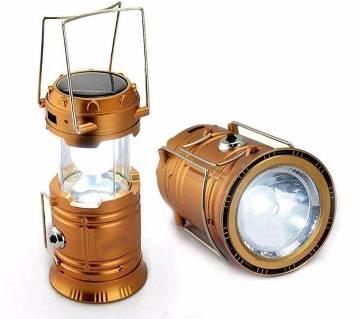 সোলার LED ল্যান্টার্ন টর্চ লাইট ও ল্যাম্প