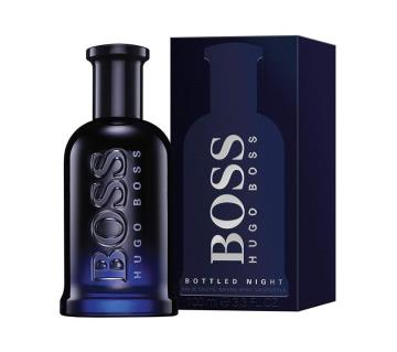 BOSS BOTTLED NIGHT MEN 100 ML import from dubai