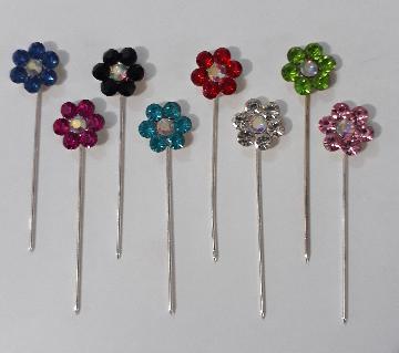 Hijab Flower Pin