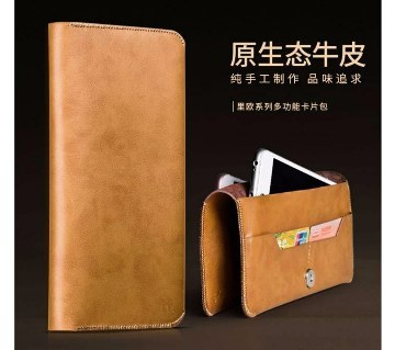HOCO Multi-function Soft Leather Wallet
