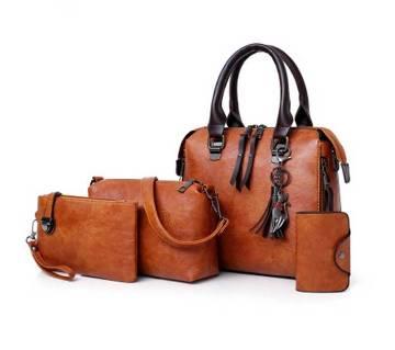 4 in 1 ladies bag
